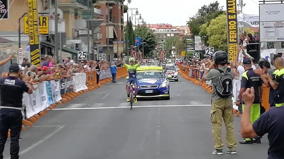 Antonio Tiberi vince il 9° Memorial Luciana Cingolani a Ciampino