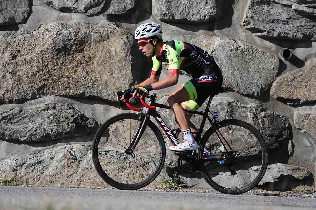 Patrick Schelling vince la terza tappa a cronometro del Tour de Savoie Mont-Blanc 2018