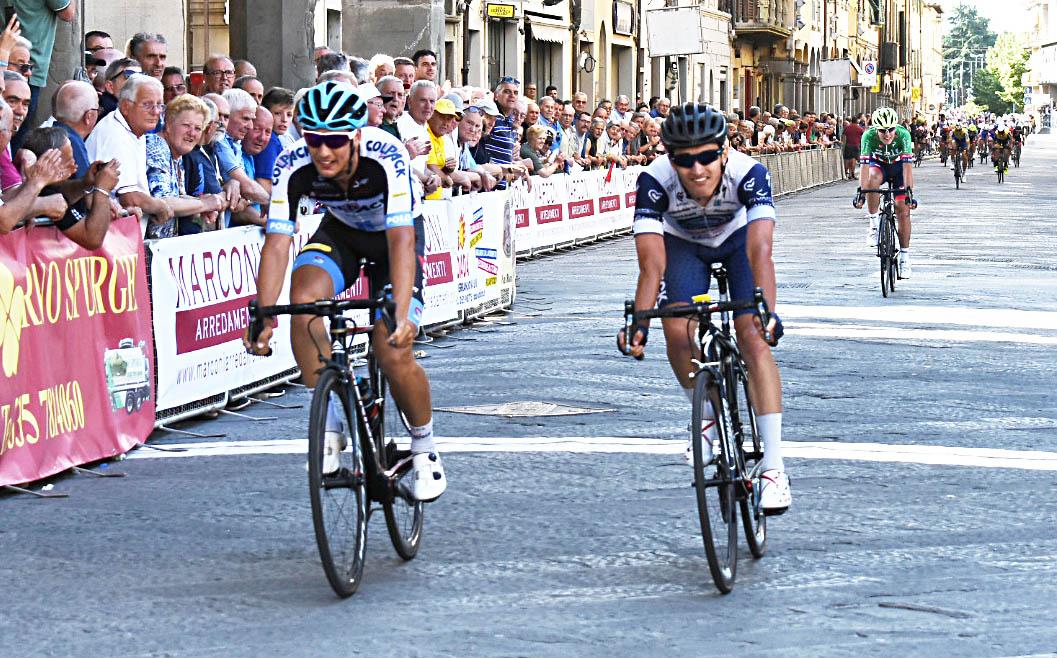 Fiorelli batte Toniatti a San Giovanni Valdarno
