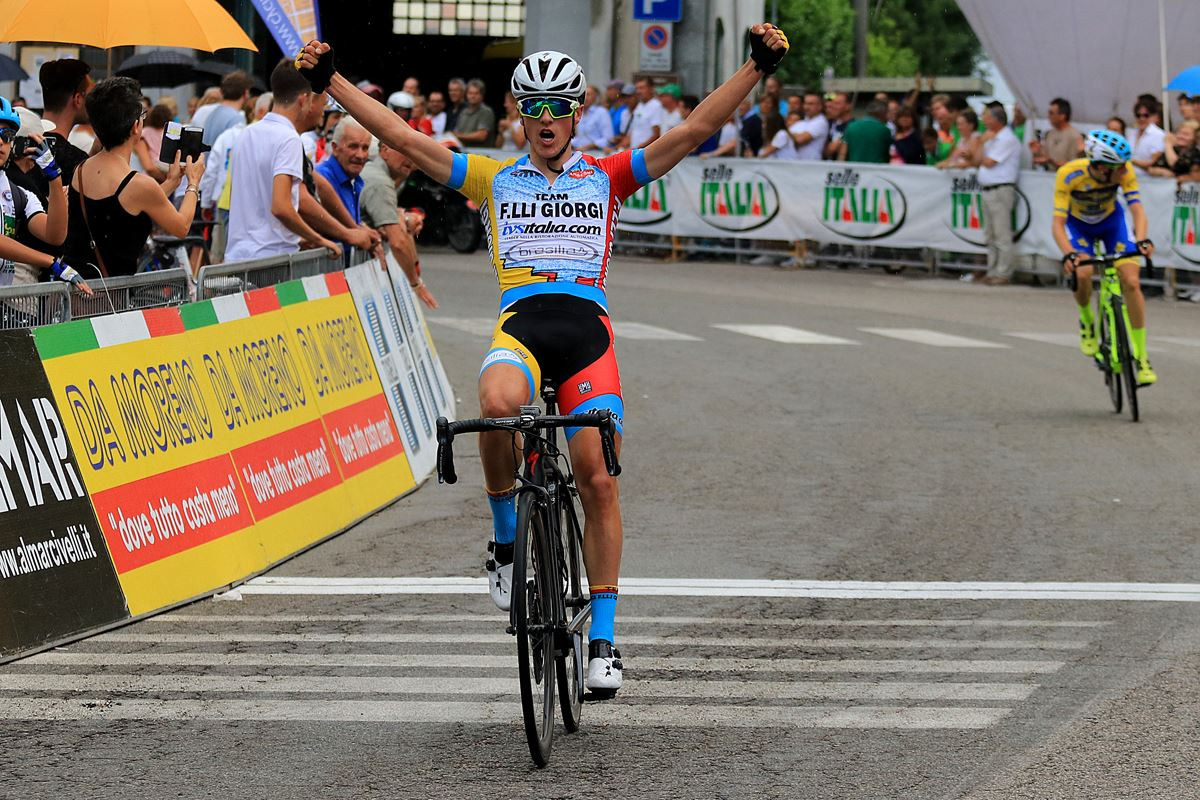 Alessio Martinelli vince il Campionato Lombardo a Taino