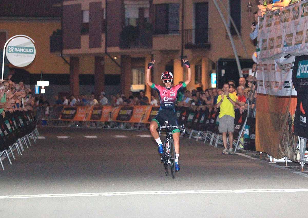 Katia Ragusa vince il 2° Trofeo Rancilio Ladies