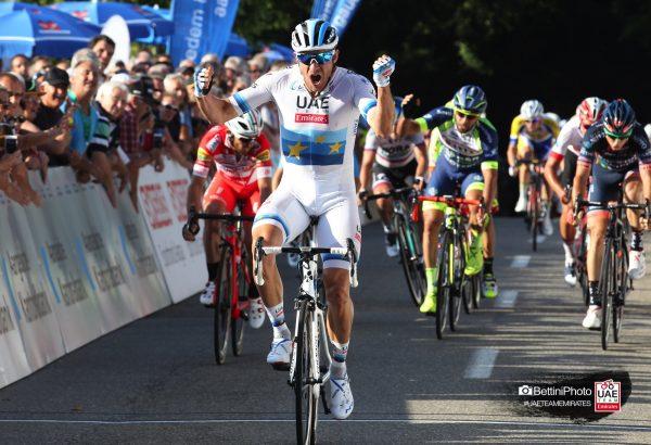 Alexander Kristoff vince il 55° GP du canton d'Argovie