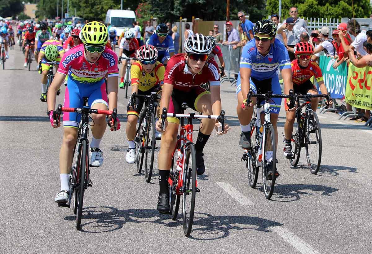 Leonardo Lunardon vince la gara Esordienti 1° anno di Castel d'Azzano