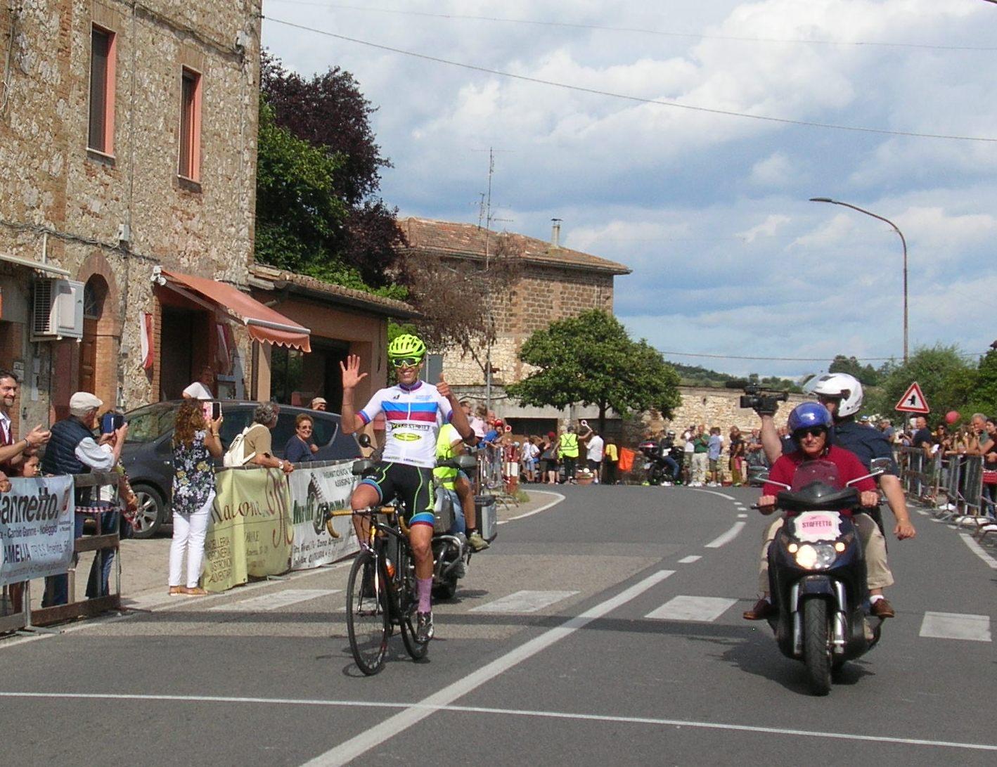 Lorenzo Germani vince il 1° Trofeo Città di Amelia
