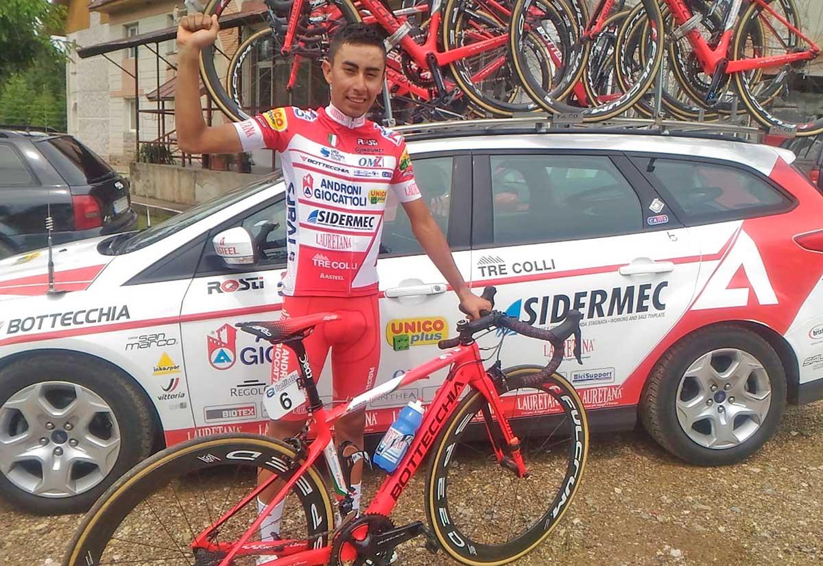 Ivan Sosa vince la seconda tappa A del Cycling Tour of Bihor