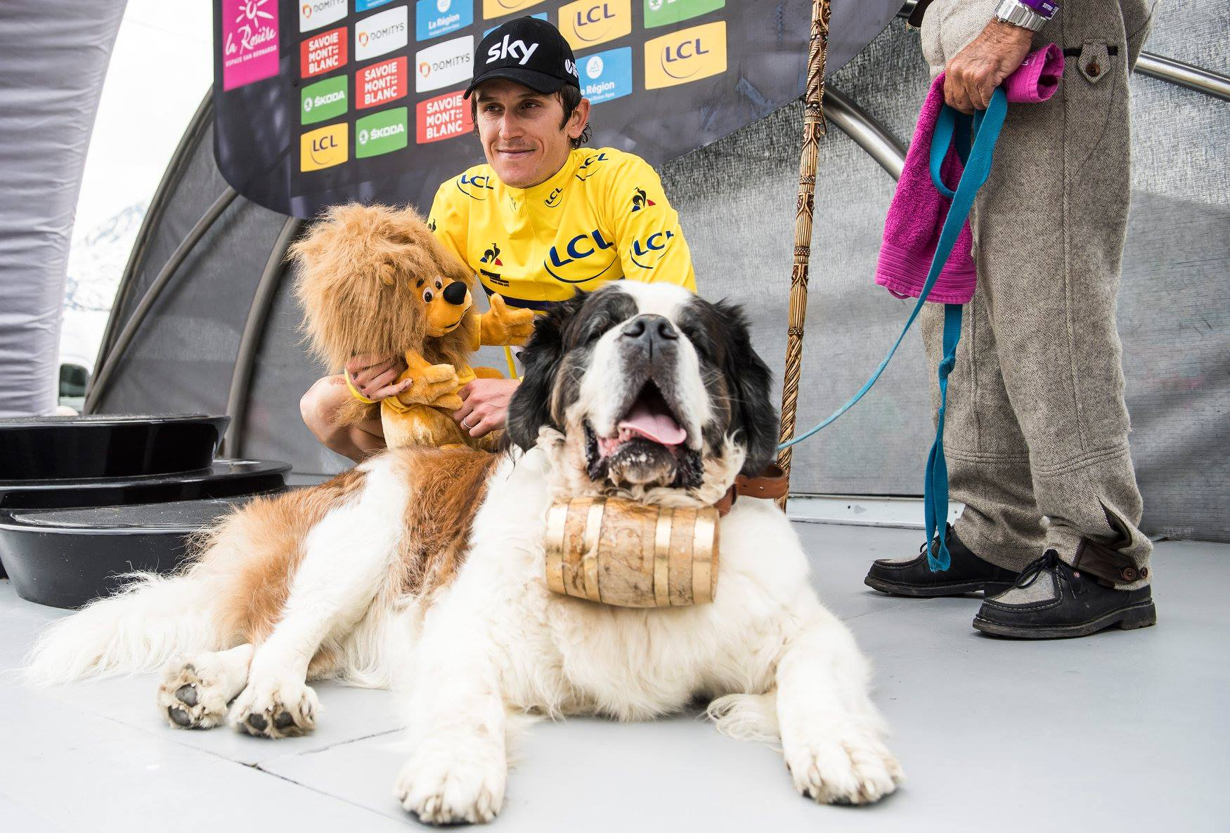 Geraint Thomas vincitore del Critérium du Dauphiné 2018