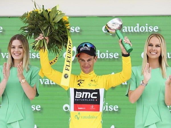 Richie Porte vince il Tour de Suisse 2018