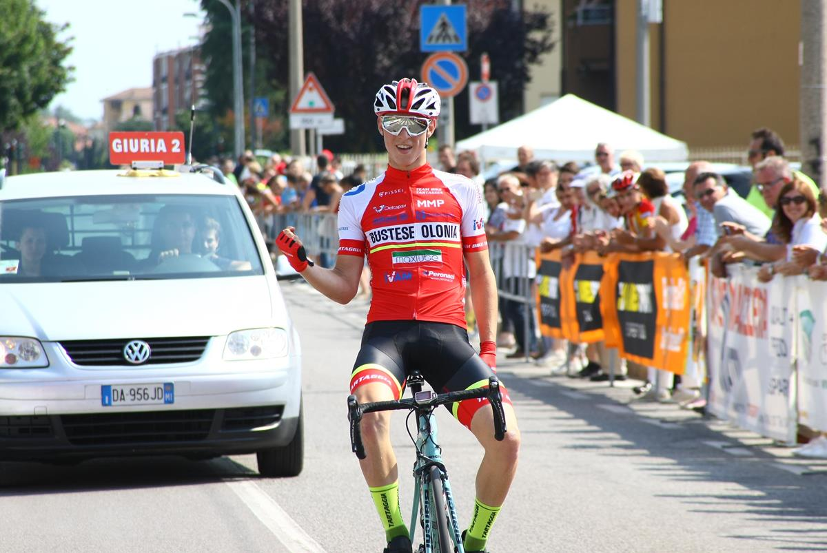 Manuel Oioli vince ad Arcore