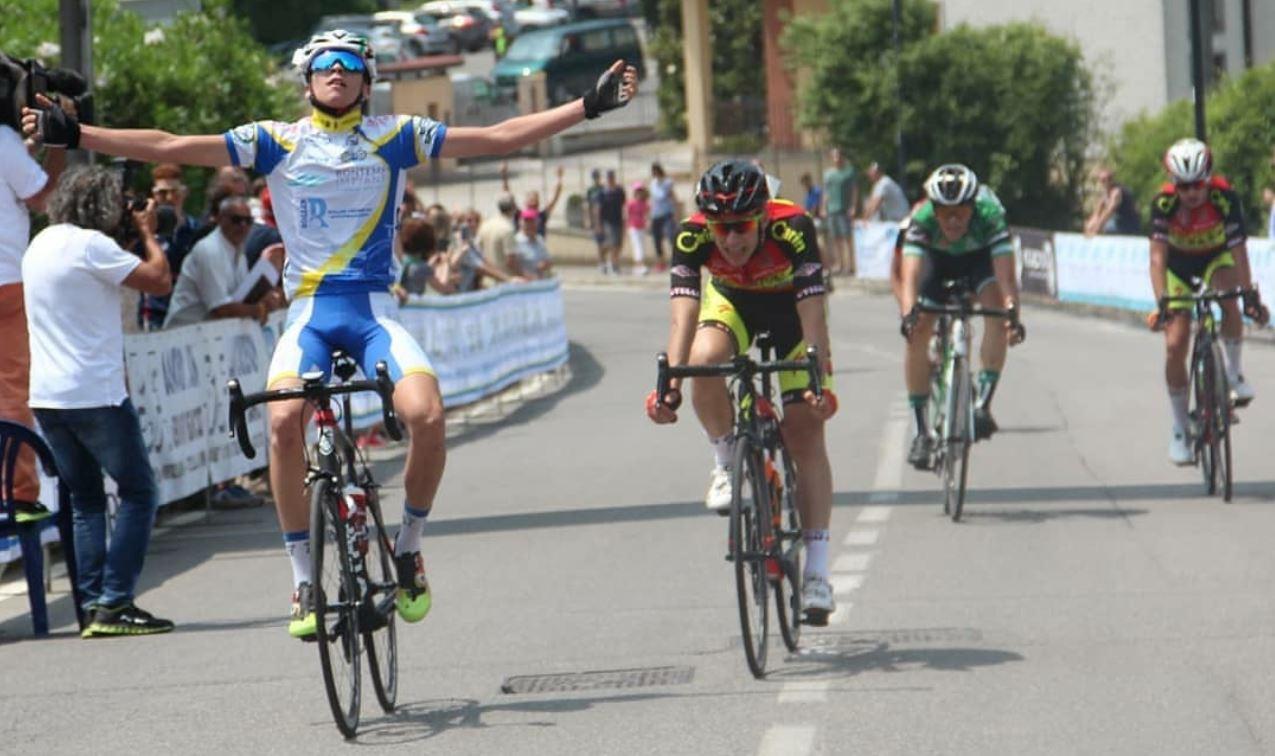 La vittoria di Nicholas Norbis a Monticelli Brusati
