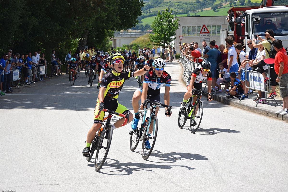 Anthoni Silenzi vince a Mocaiana di Gubbio