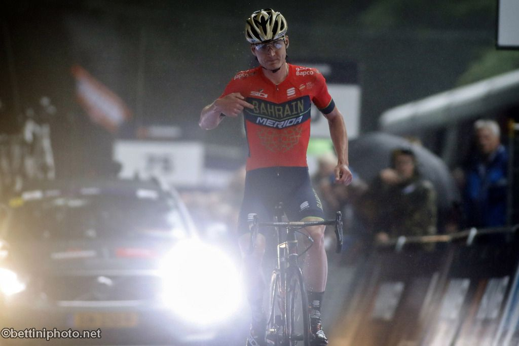 Mark Padun esalta la Bahrain Merida nella Hammer Series Limburg
