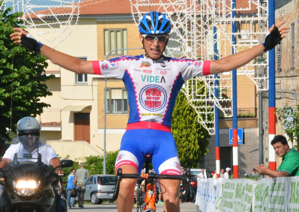 Flavio Tasca vince a Grottazzolina