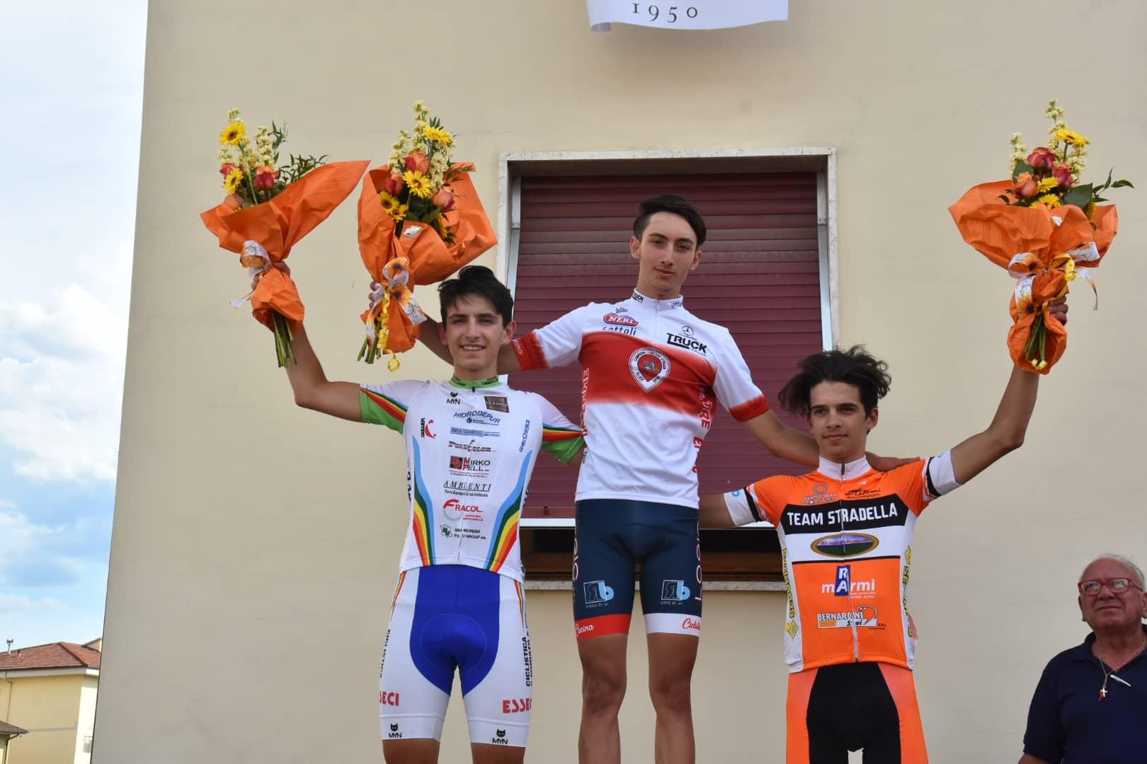 Gregorio Butteroni è campione toscano Allievi a Matassino
