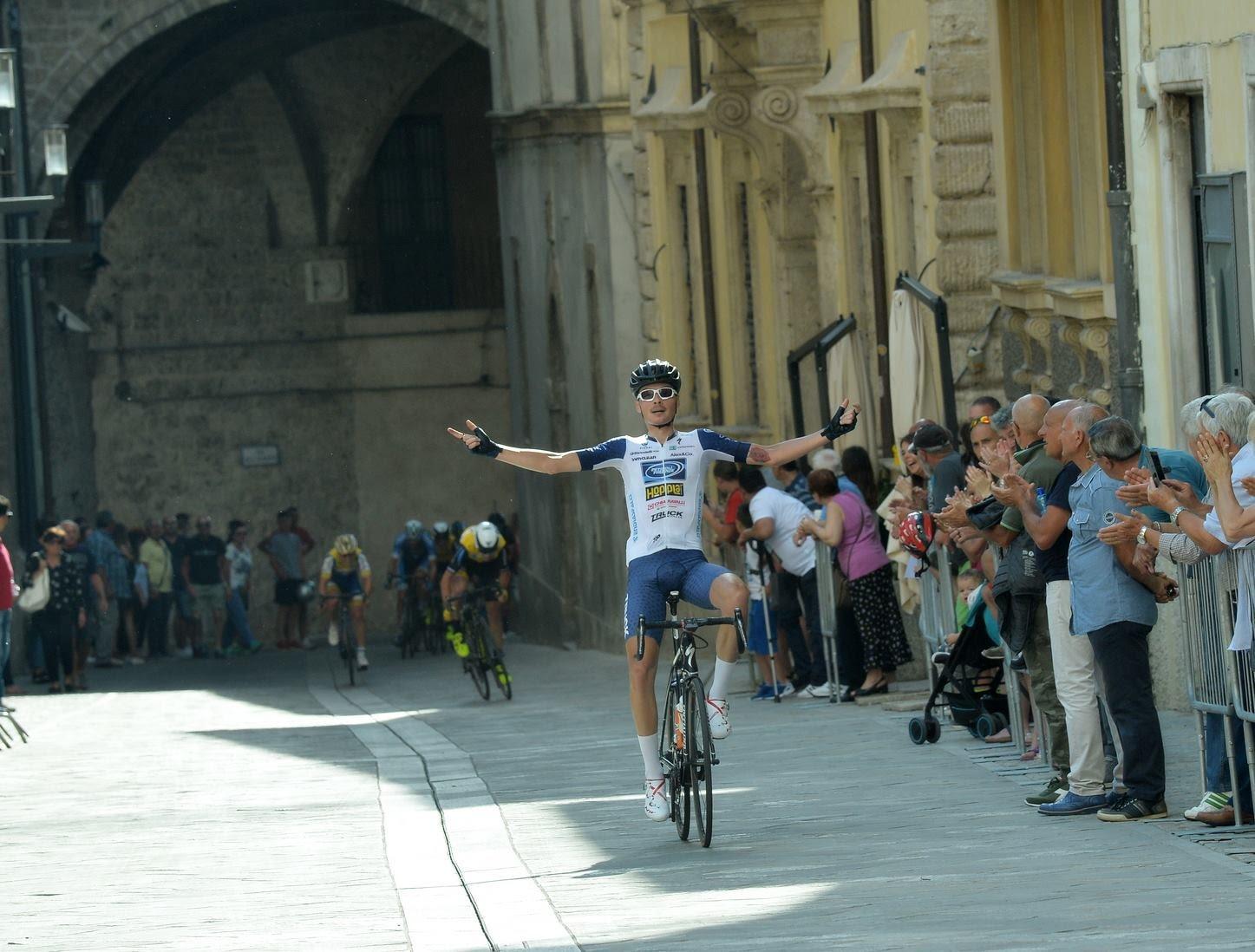 Andrea Cacciotti vince il Trofeo Città di Rieti 2018
