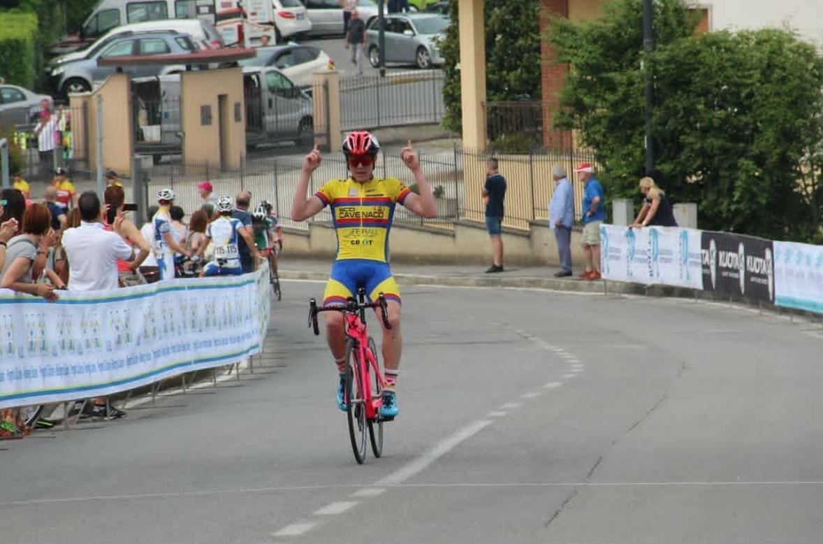 Gabriele Casalini vince la gara unica di Monticelli Brusati