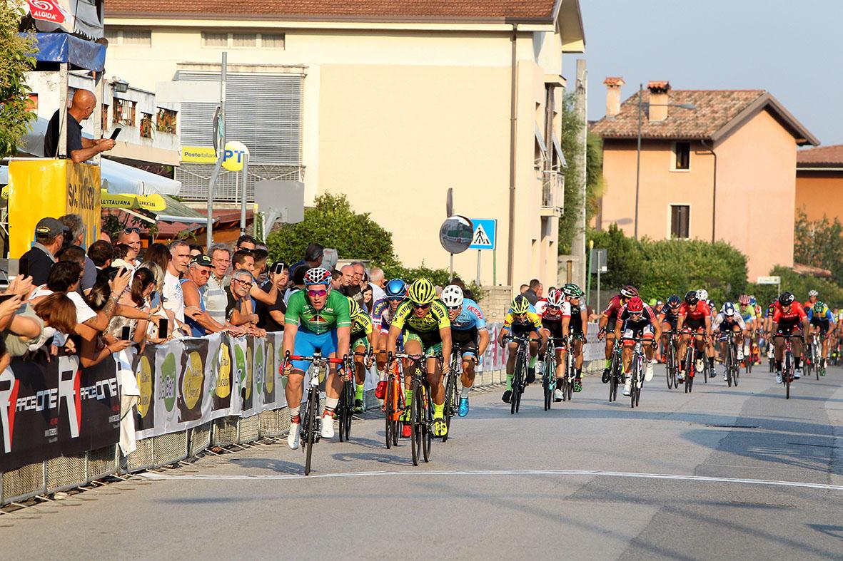Il russo Gleb Syritsa vince la seconda tappa del Giro del Friuli
