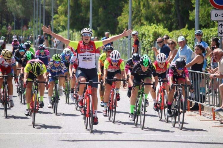 Gemma Sernissi vince il Campionato Toscano Donne Junior a Marina di Bibbona
