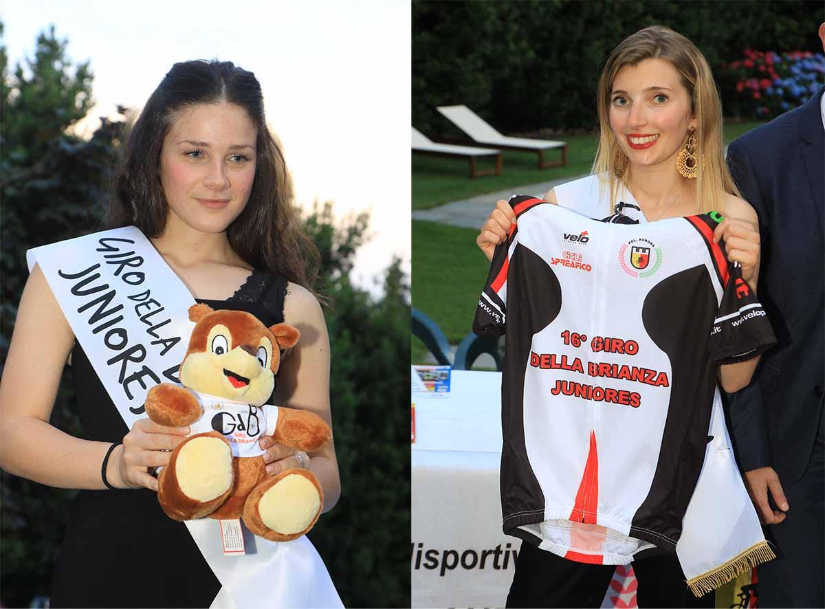 La maglia e la Mascotte del Giro della Brianza 2018 (foto Fabiano Ghilardi)