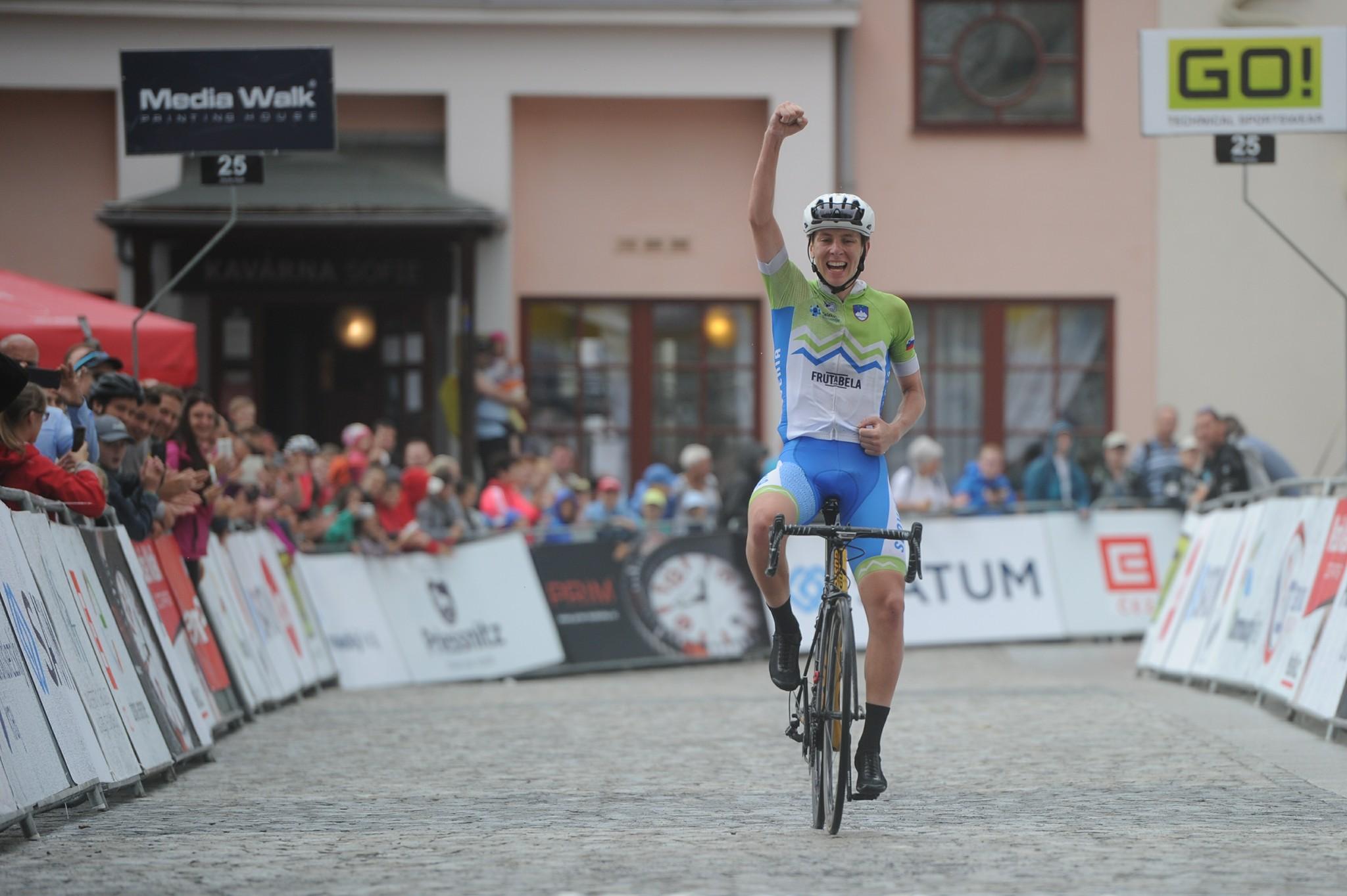 Pogacar vince l'ultima tappa e la classifica finale del Grand Prix Priessnitz spa 2018
