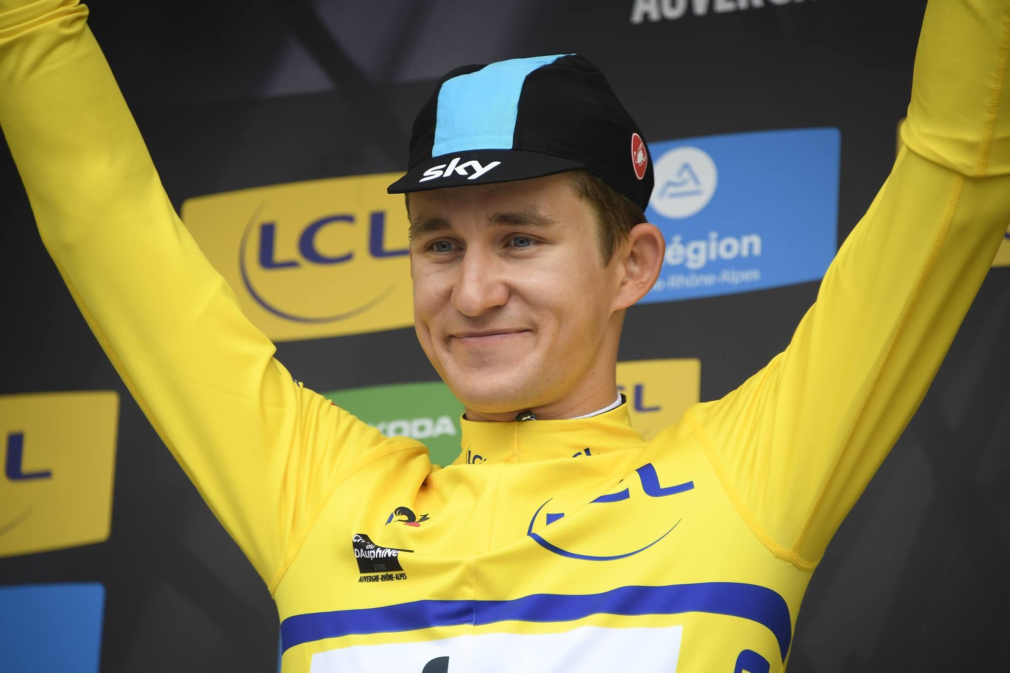 Michal Kwiatkowski vince il prologo del Critérium du Dauphiné