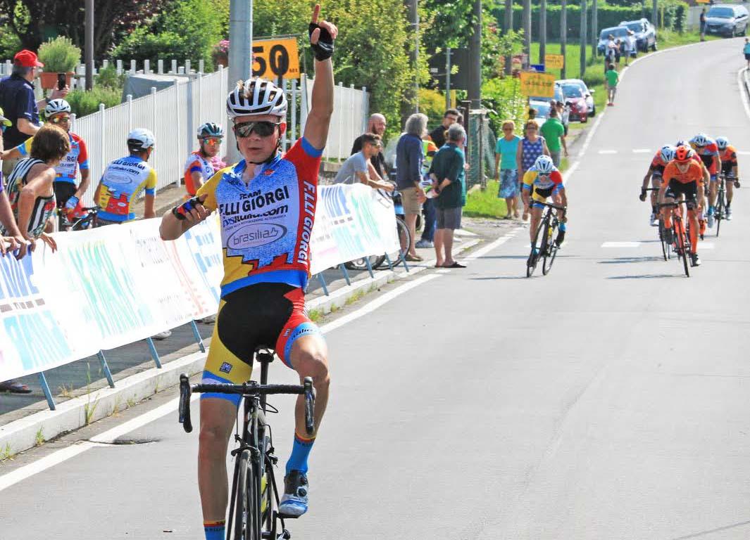 Karel Vacek vince a Villadosia di Casale Litta