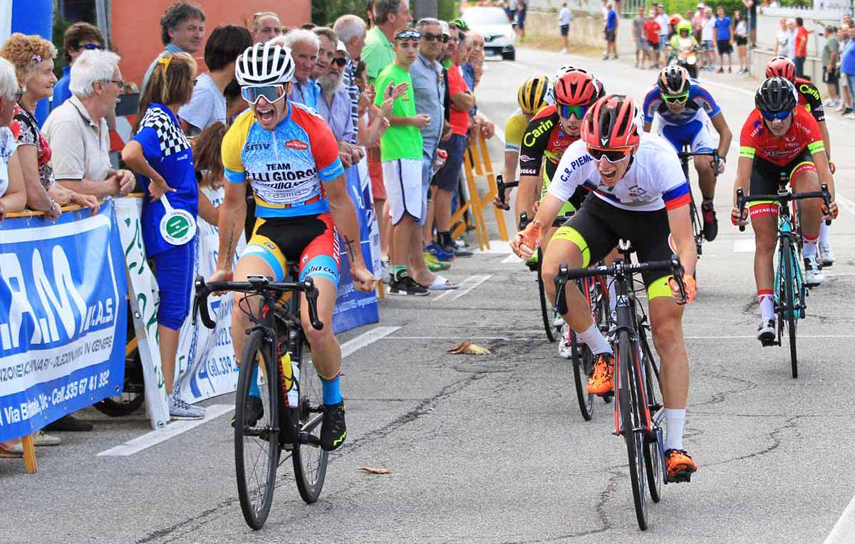 Federico Chiari vince a Borgomanero