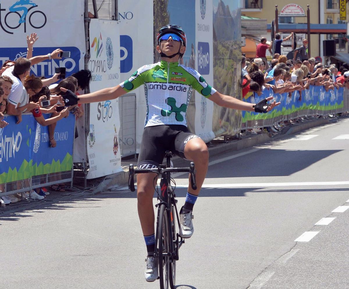 Campionato Italiano Esordienti 2° anno Dario Igor Belletta vince il Campionato Italiano Esordienti 2° anno Terme di Comano 2018