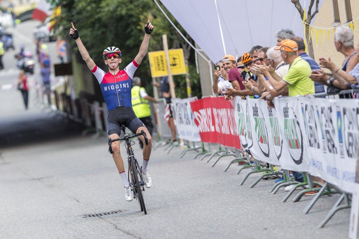 Mark Donovan vince la seconda tappa del Giro Valle d'Aosta 2018