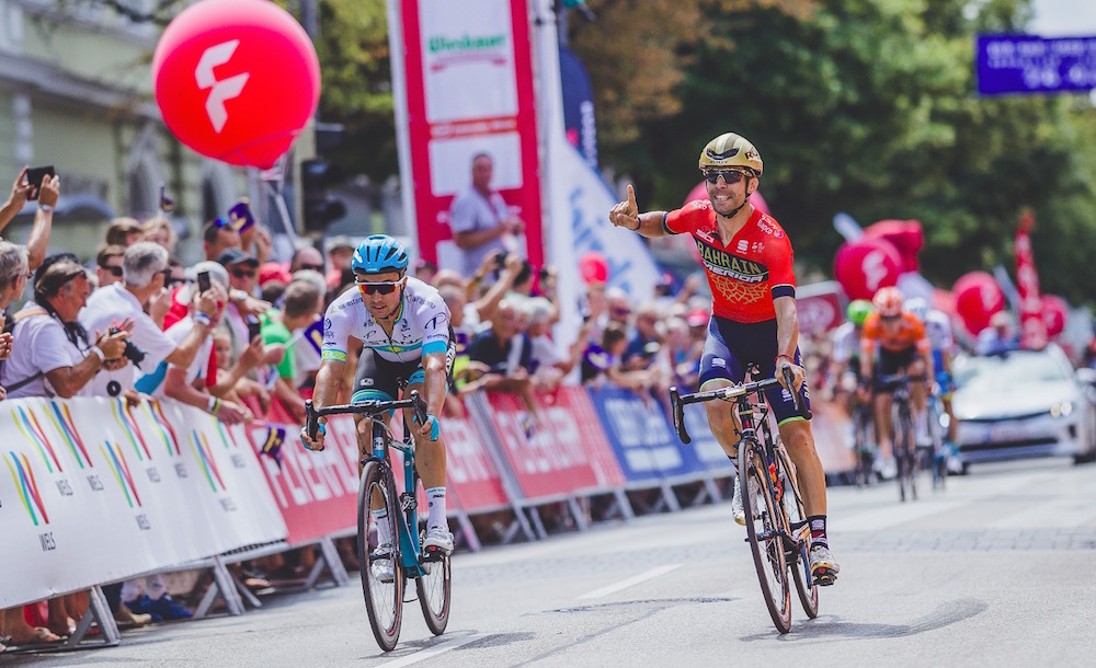 Giovanni Visconti vince l'ultima tappa del Tour of Austria 2018