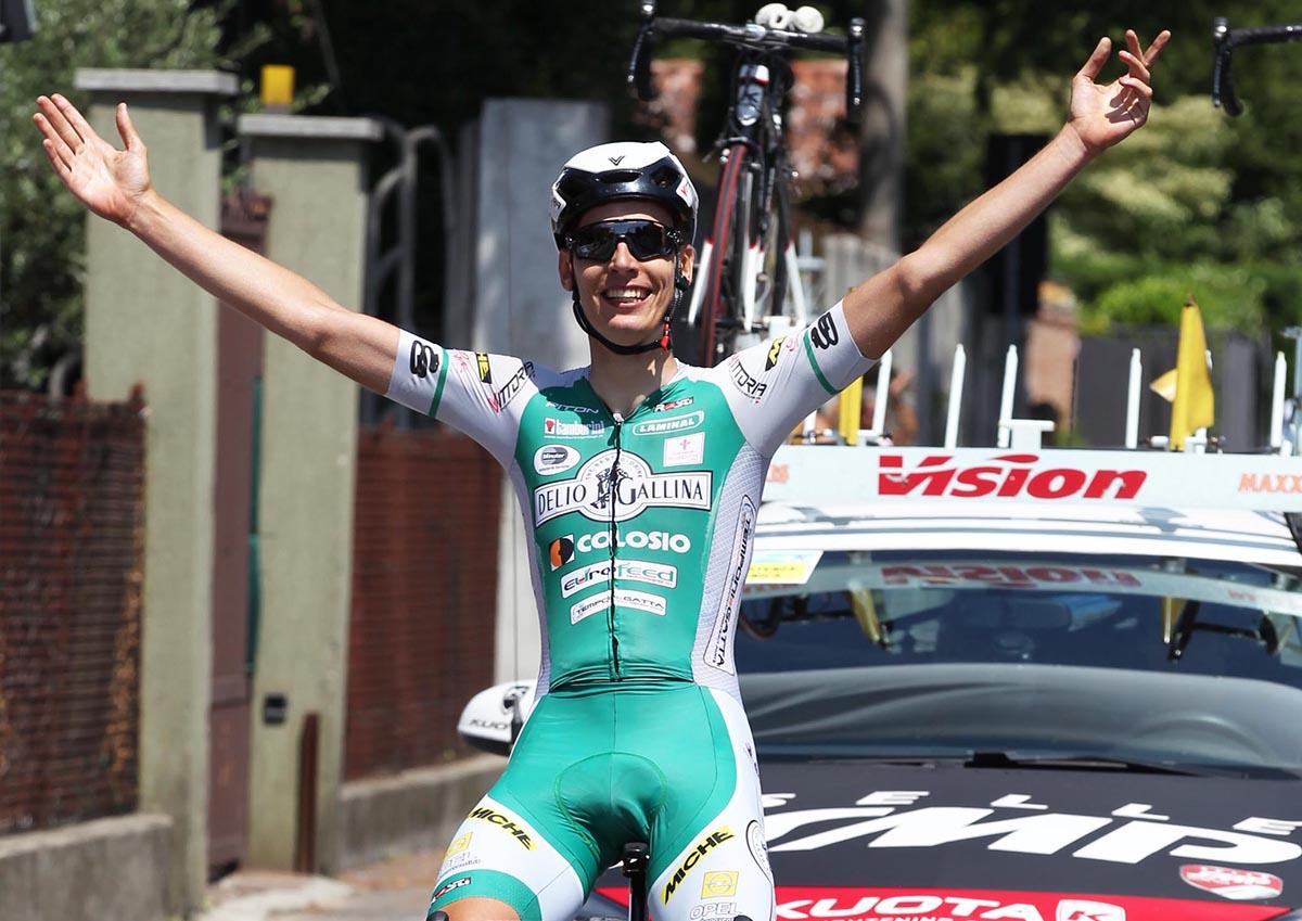 Marco Cecchini vince ad Ornago