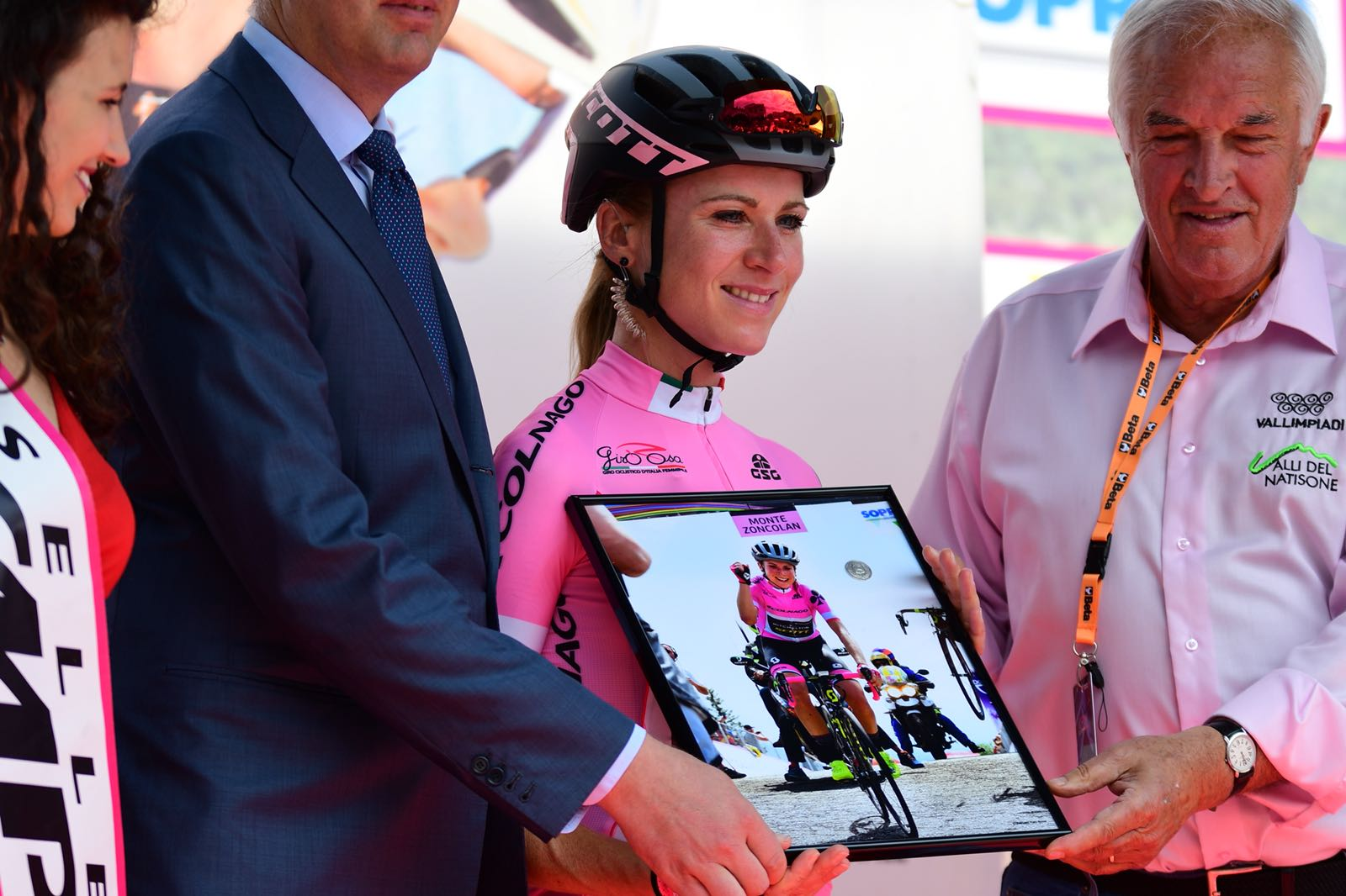 Annemiek van Vleuten vince il Giro Rosa 2018