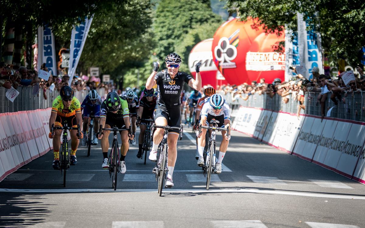 Kirsten Wild vince la seconda tappa del Giro Rosa 2018