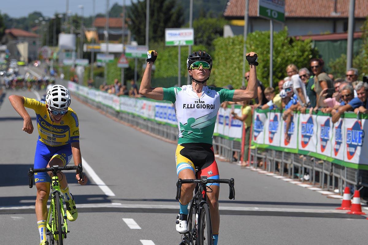 Alessio Martinelli vince l'ultima tappa della 3GIORNIOROBICA 2018