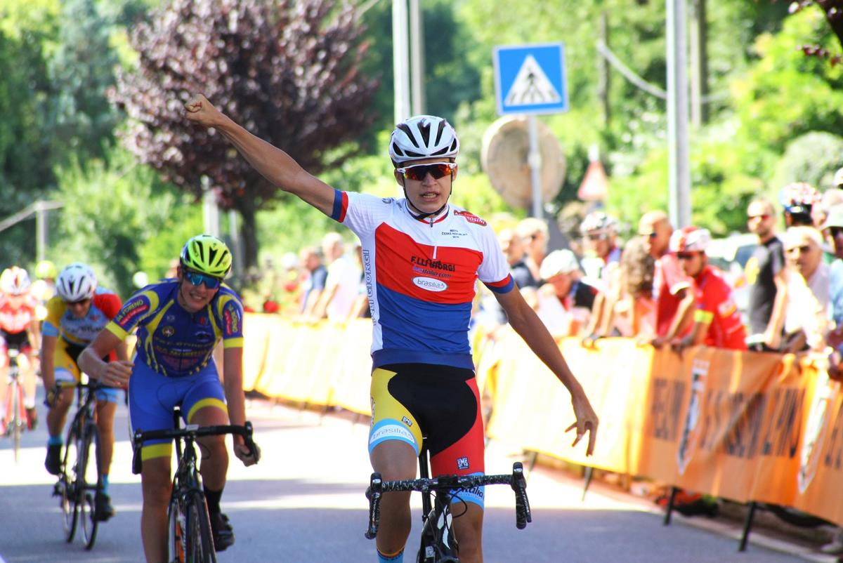 Mathias Vacek vince a Gornate Olona