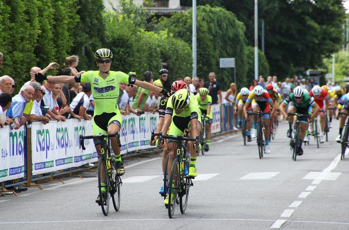 L'arrivo di Luca Volpi e Andrea Berzi a Osio Sotto
