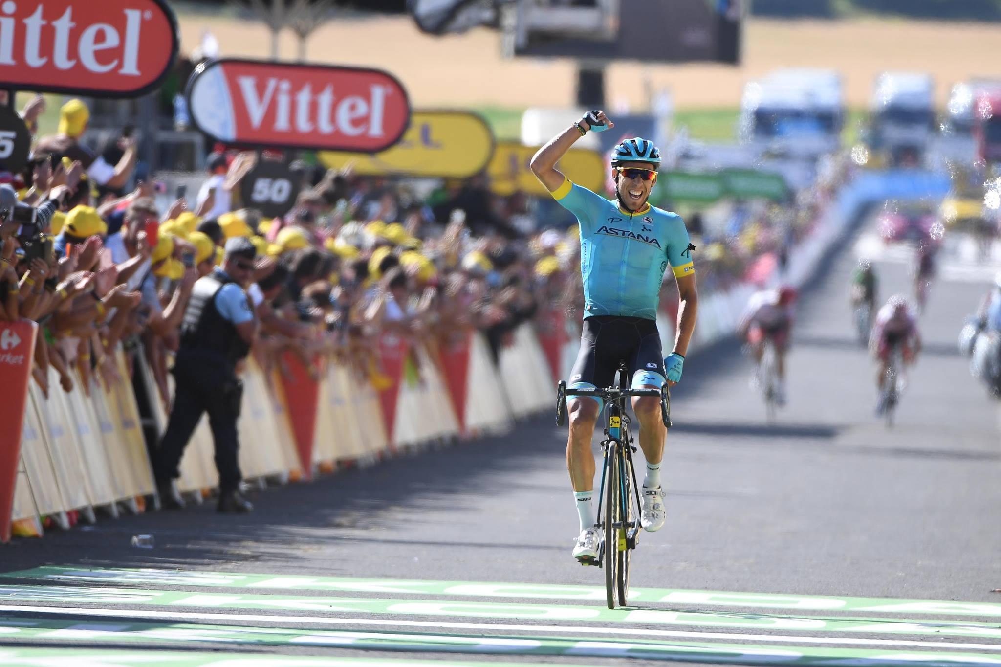 Omar Fraile vince la quattordicesima tappa del Tour de France 2018
