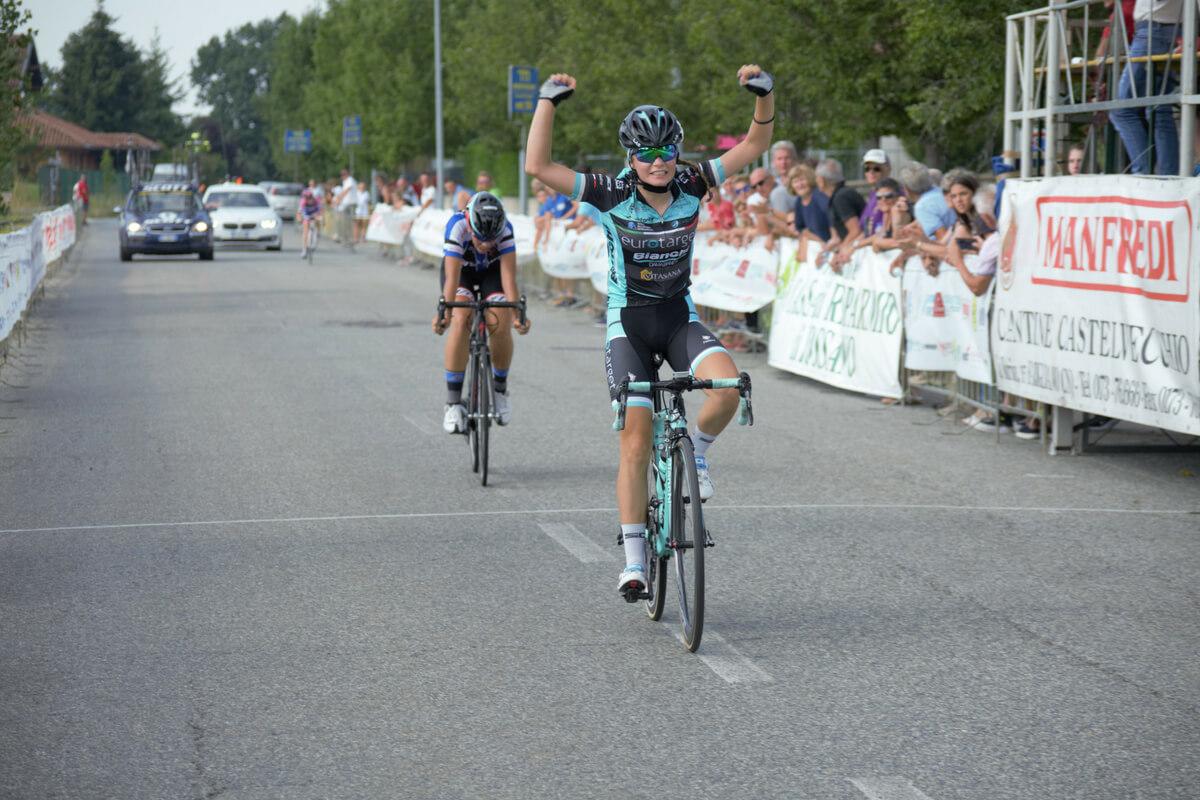 Greta Tebaldi vince a Fossano
