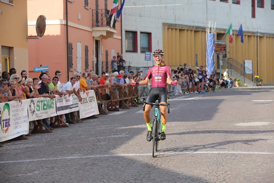 Filippo Baroncini vince a Montelabbate
