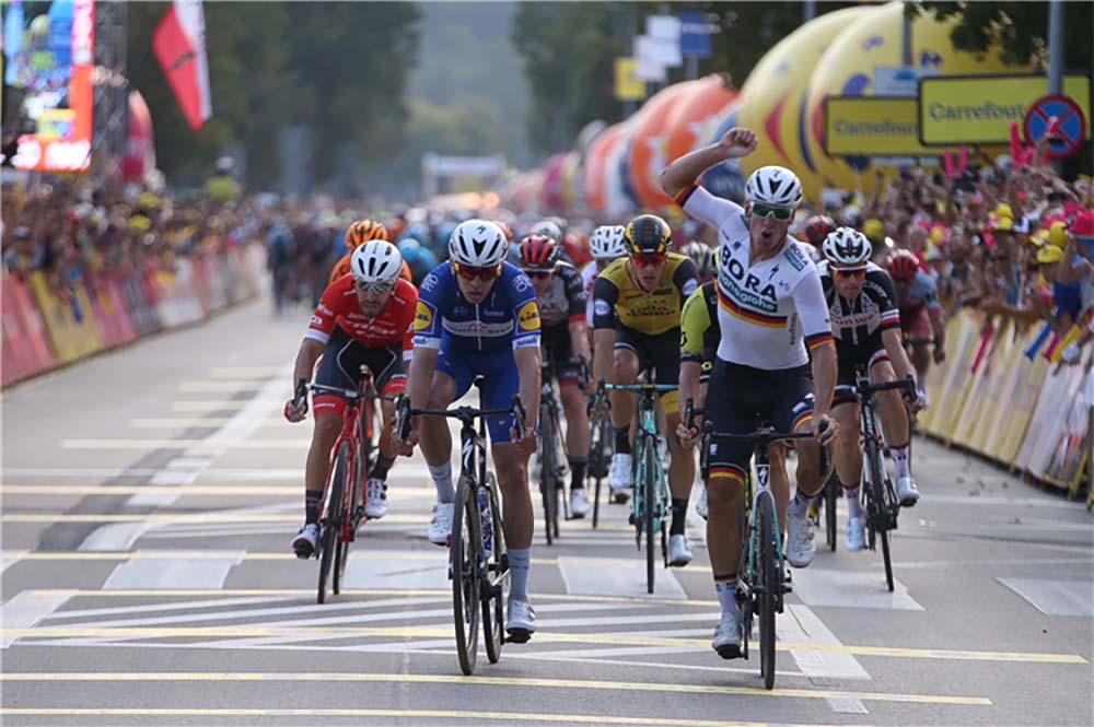 Pascal Ackermann vince la prima tappa del Tour de Pologne 2018