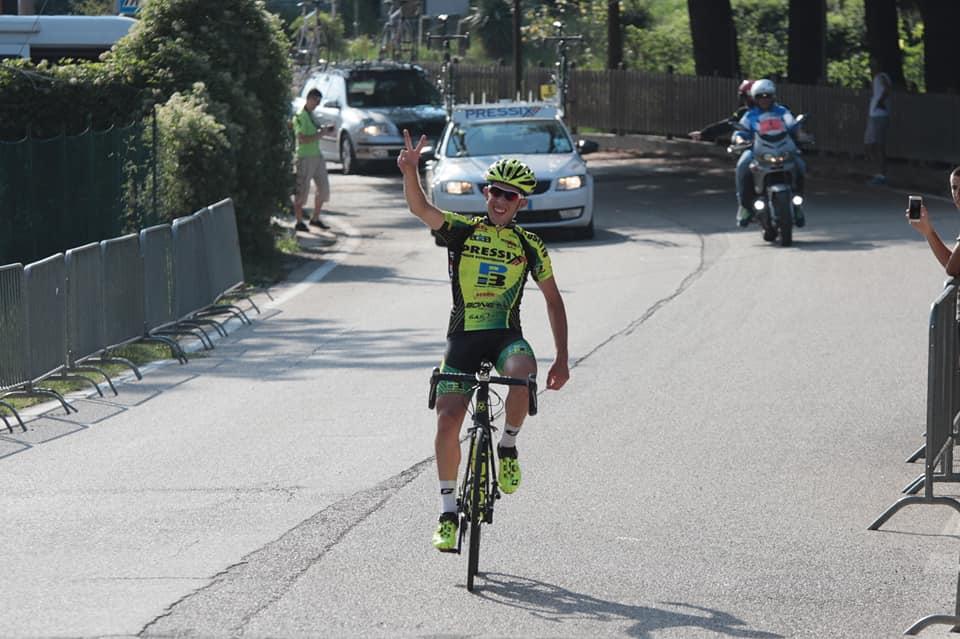 Alex Tolio vince ad Arcè di Montecchio