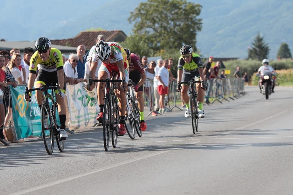 Enrico Baglioni vince la gara Juniores di Chiesanuova Uzzanese