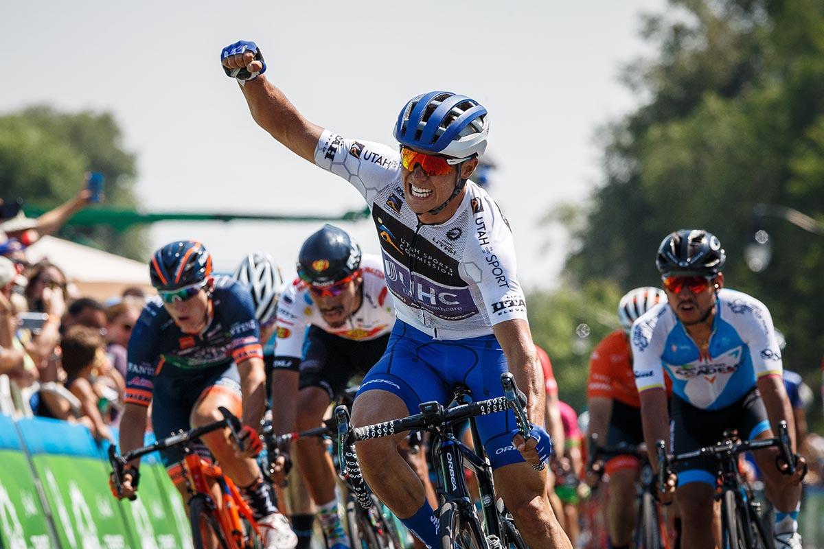 Travis McCabe vince la terza tappa del Tour of Utah
