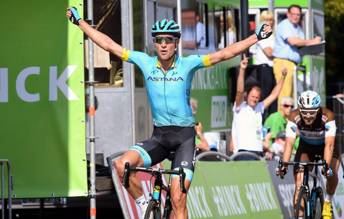 Magnus Cort vince la quinta tappa del Binck Bank Tour 2018