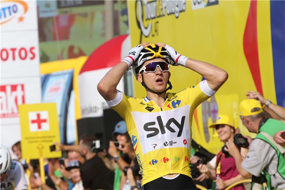 Michal Kwiatkowski vince la quinta tappa del Tour de Pologne 2018