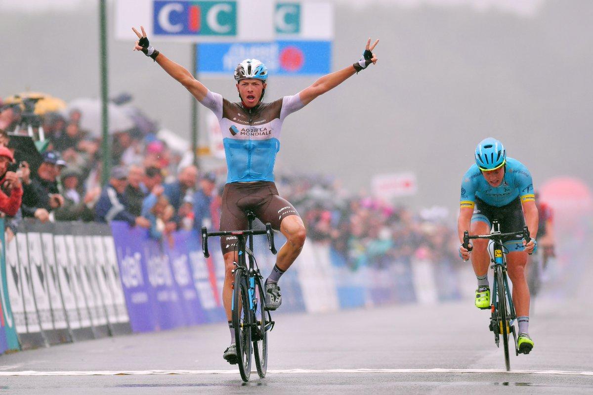 Oliver Naesen vince il Bretagne Classic - Ouest-France aPlouay