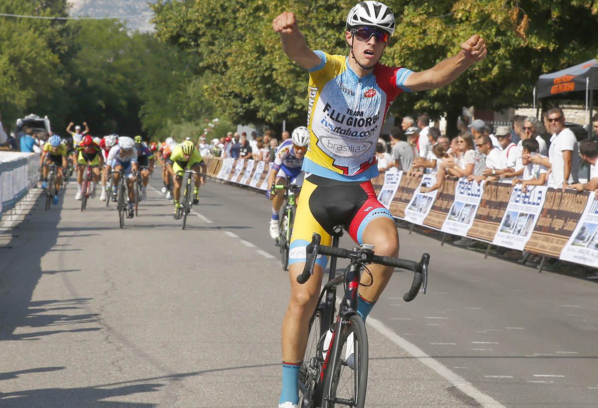 Yuri Brioni vince a Castenedolo