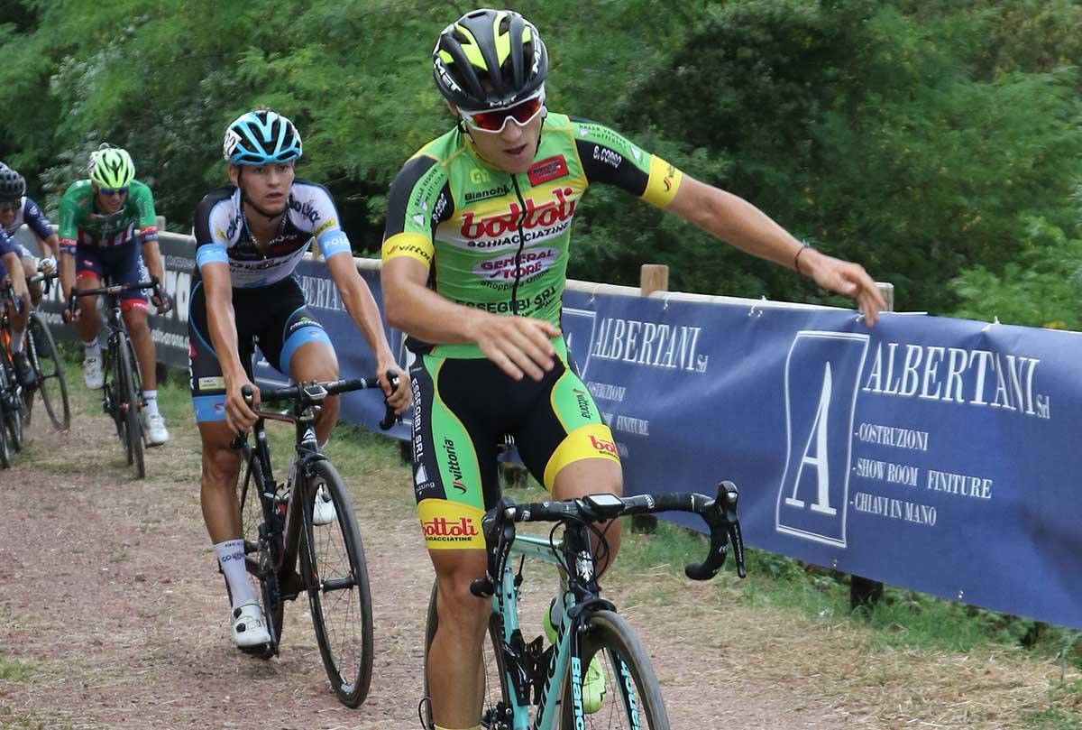 Jakob Dorigoni vince il Trofeo Sportivi di Briga 2018