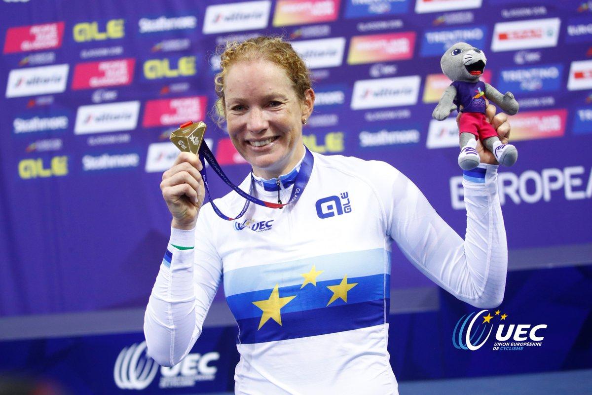 Kirsten Wild campionessa europea dello Scratch