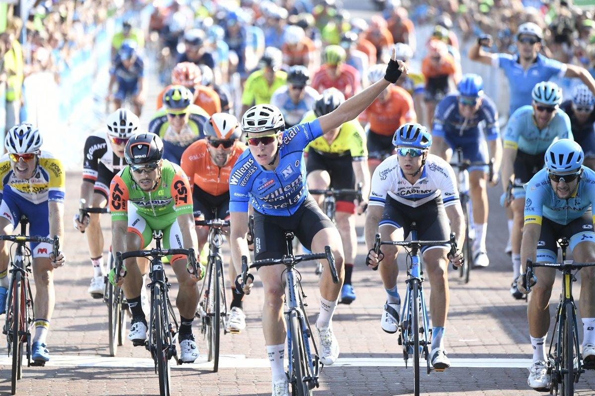 Tim Merlier vince la terza tappa del Tour of Denmark