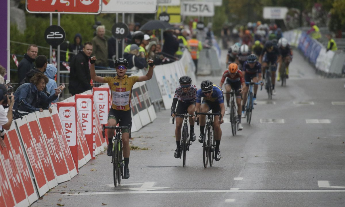 Marianne Vos vince anche la seconda tappa del Ladies Tour of Norway